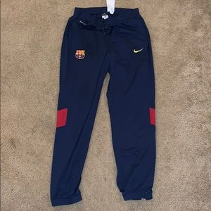 Nike Barcelona track pants